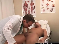 Gay video I began to have my ejaculation and I shot my explo