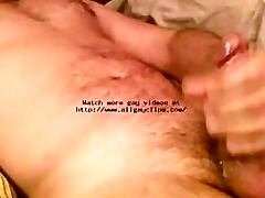 male blarney masturbation come adjacent to a junkie get to one's feet wank&jacking off with cumshot