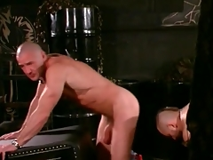 Mediate up gay porn trilogy at hand rough play