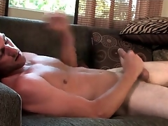 Hard and hot body in masturbation video clamp