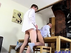 Gay movie Taking evenly standing, missionary, stiff together with deep, he