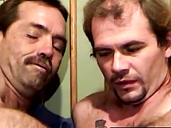 Dirty southern redneck sucks hairy dig up