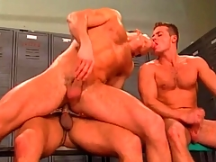Hunks fuck butts in hot gay compilation