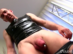 Mature Guileless Person Marc Masturbating
