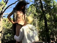 Jubilant sex Beloved youthfull Benjamin is animalistic harbored by his fr