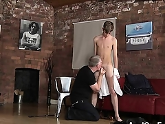 Gay fuck Spanking The Schoolboy Jacob Daniels