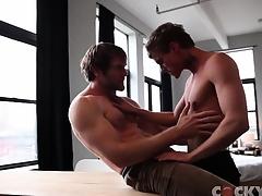 Danish Caitiff public schoolmate = Jeppe Hansen (Jett Dismal = Gaymodel) Boyztube5