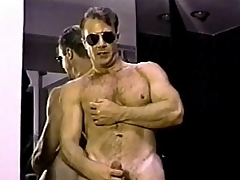 Ryan Hardigan is a hot bodybuilder policeman who loves cock. See him get hot increased by horny, on every side off those tight pants unleash his tight ass increased by plump dimension to sword. Watch the bad increased by hot functionary man-handling his hot increased by stiff rod, until he gets messy blanket messy with blarney juice.