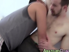Amateur guy gets camouflaged all in jizz jibe ass rimming all in hd