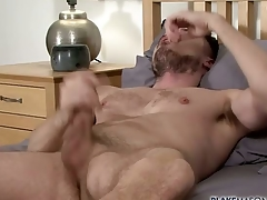 Sexy Polish guy Adam Dacre arrived from Chelsea to make believe absent on video for us