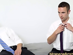 Mormon amateur raw plowed