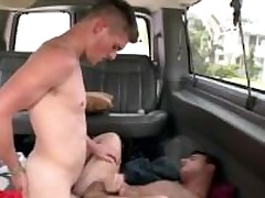 Bungler cums fucking ass