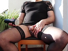 Cock Fantasies 08 - Neighbours Wife watching me