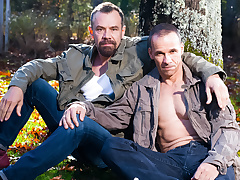 Rodney Steele & Max Sargent in Hot Daddies, Instalment 03 - IconMale