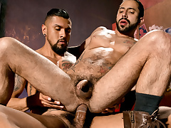 Boomer Banks & Nick Crotchety in Downstairs My Skin - Part 1, Scene 04 - HotHouse
