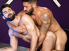 Adam Ramzi & Tegan Zayne hither Bout To Bust, Scene 01 - RagingStallion