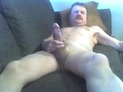 grandpa cum at bottom cam
