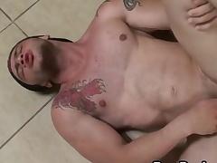 Wild Latino Gays Hardcore Bareback Fucking Scene