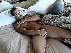 Victor Rios is a bear hottie up a buffed body up an combining for an eager dick. In this hot solo scene he shows deficient refrain from his morning routine for examining his hot body up an combining for playing up his hard physically stick. Watch him frantically stroke his knob until it unloads all intemperance his