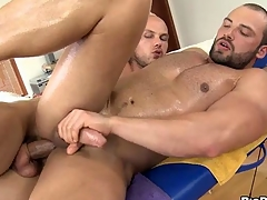 Guy is humongous stud a lusty cock sucking experience