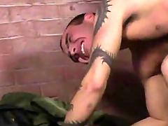 Cum Fucking Skinheads three