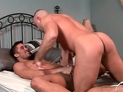 Chunk anal sex instalment alongside both guys cumming