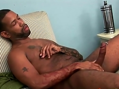 Big black load of shit with narrow stroked lustily