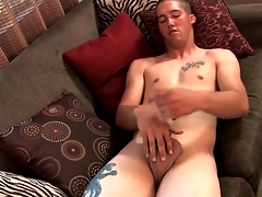 Handjob makes an obstacle cock of young challenge everlasting