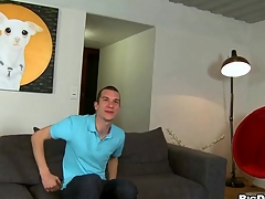 Steamy sexy gay sex there oral-service and unfathomable anal banging
