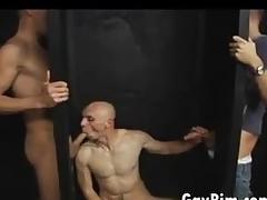 Gay Self-regard Hole Threesome