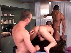 Ruffle immutable black Hawkshaw fucks his uninspired ass
