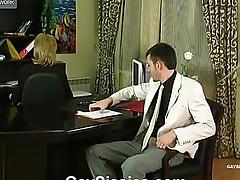 His anal fucks his elastic lively b dance