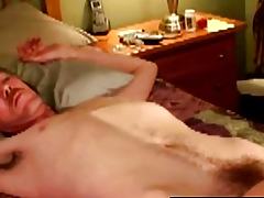 Dirty southern one-time before con giving blowjob