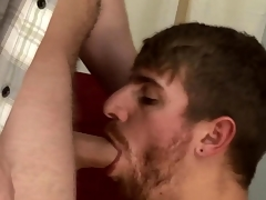Turned straightys suck each others cocks