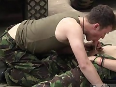 Watch blissful men kissing nipples Uniform Twinks Hallow Cock!