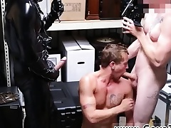Military hunk pinoy photo gay Dungeon pain in the butt with a gimp