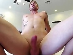 HD - MenPov Guys get their dicks wet and wild far the pool