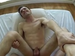 MenPOV Friend surprises his mate with incomparably very much fuck