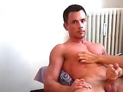 Huge chest wooow !