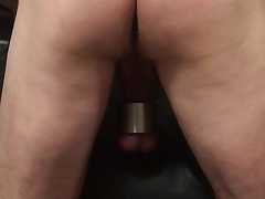 Twink ass beat  and some beamy plug.