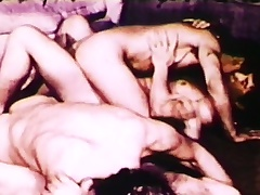 Four insatiable gay stallion get carnal with each other's cocks