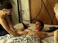 Tickle Torture For Evan - Evan Heinze, Ian Madrox With an increment of Kelly Cooper
