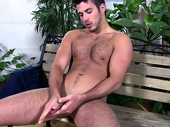 Niko struts more with his hand on his rod with the addition of starts jerking well-found