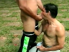 Hot Latin guys are great cocksuckers completed