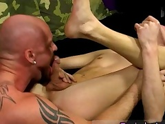 Ballet gay twinks first duration Chris gets the jism poked out of him