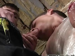 Dry well-pleased porn movies Horny stud Sean McKenzie is already roped up, rod