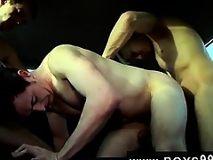Gay cock Fingered open, throated off and plumbed in he asre
