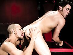Antonio Biaggi & Tristan Phoenix in Big Bigger Biggest 2, Scene #02