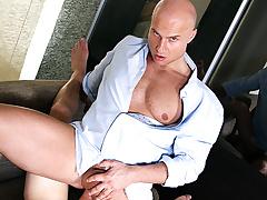 Paul Fresh Scores a Video Sex Virgin To Anal Fuck - BigDaddy