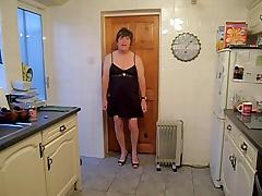 Anita in The Kitchen